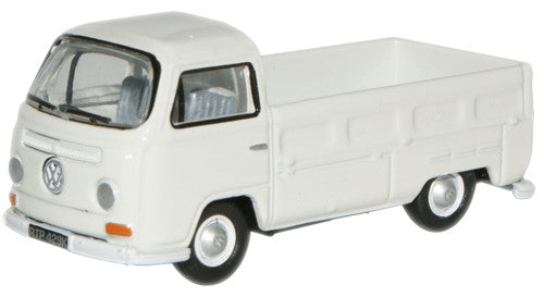 Oxford Diecast Pastel White VW Pick Up - 1:76 Scale