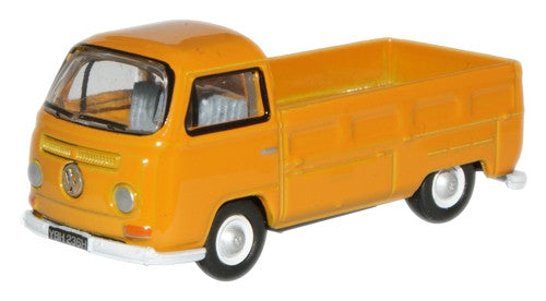 Oxford Diecast VW Pick Up Signal Orange - 1:76 Scale