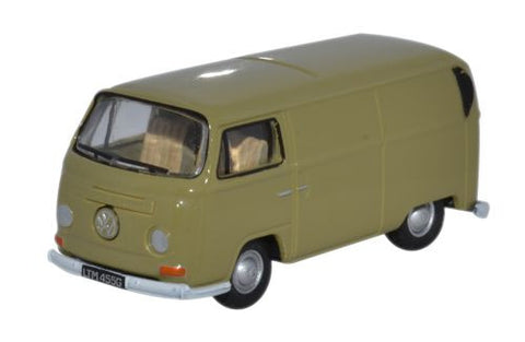Oxford Diecast VW Bay Window Van Arizona Yellow - 1:76 Scale