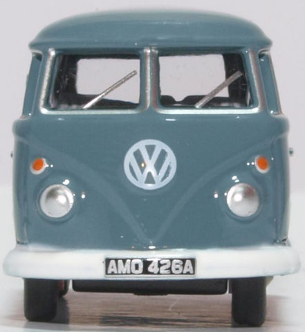 Oxford Diecast VW T1 Van Dove Blue