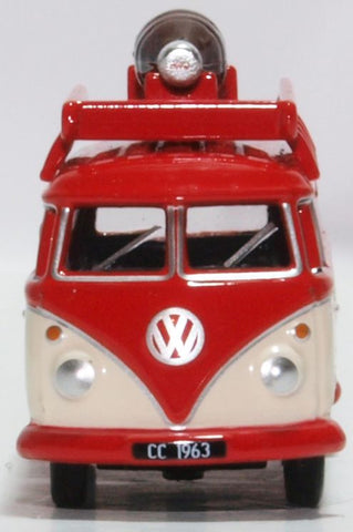Oxford Diecast VW T1 Van with bottle Coca Cola