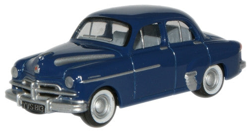 Oxford Diecast Blue Vauxhall Wyvern E Series - 1:76 Scale