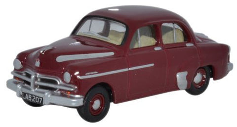 Oxford Diecast Vauxhall Wyvern Morocco Red - 1:76 Scale