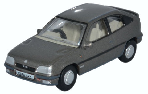 Oxford Diecast Vauxhall Astra Mkii Steel  Grey