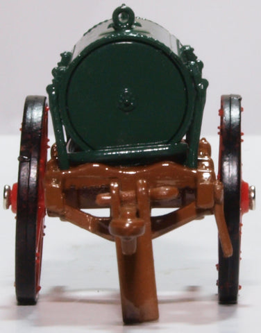 Oxford Diecast Water Bowser Green
