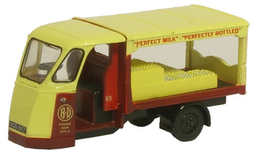 Oxford Diecast Wales & Edwards Standard Milk Float - 1:76 Scale