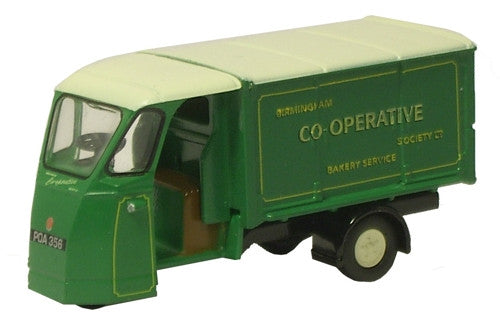 Oxford Diecast Birmingham Co-op Wales & Edwards Bakery Van - 1:76 Scal