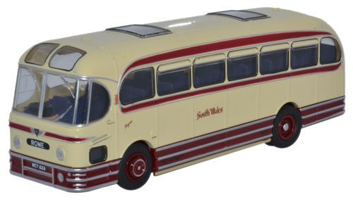 Oxford Diecast Weymann Fanfare South Wales AEC - 1:76 Scale