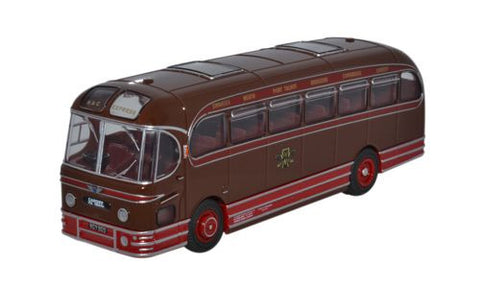 Oxford Diecast Weymann Fanfare AEC Neath & Cardiff - 1:76 Scale