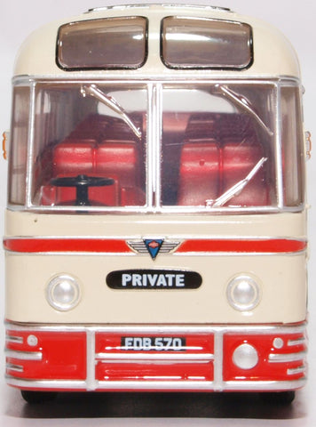 Oxford Diecast Weymann Fanfare North Western