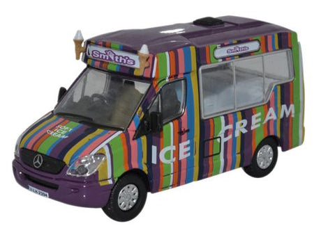 Oxford Diecast Whitby Mondial Ice Cream Smiths