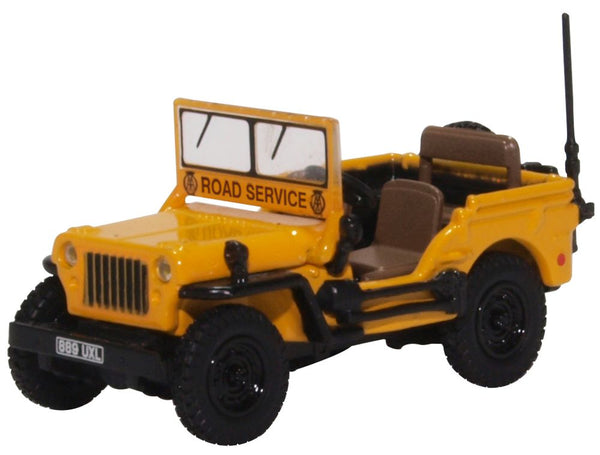 Oxford Diecast Willys MB AA