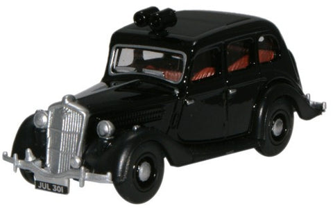 Oxford Diecast Police Wolseley 18_85 Series III - 1:76 Scale