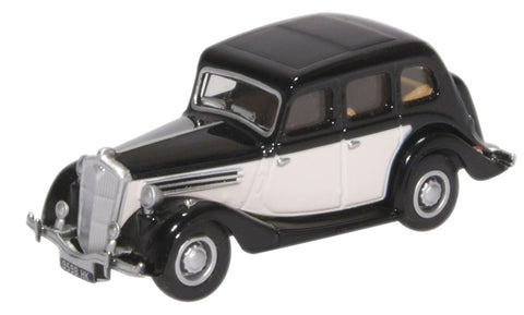Oxford Diecast Wolseley 18/85 Black/Ivory