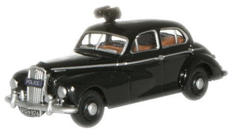 Oxford Diecast Met Police Wolseley 6/80 - 1:76 Scale