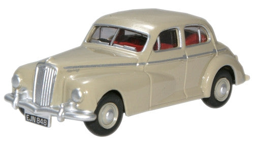 Oxford Diecast Moonstone Grey Wolseley 6_80 - 1:76 Scale
