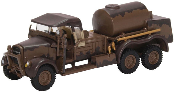 Oxford Diecast Ford WOT1 Crash Tender Mickey Mouse (scampton)
