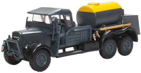 Oxford Diecast Ford WOT 1 Crash Tender RAF Bomber Command