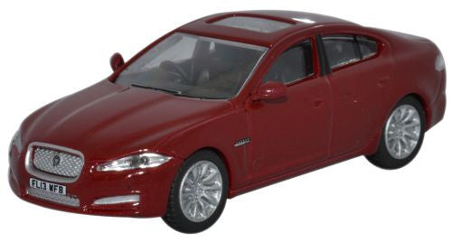 Oxford Diecast Jaguar XF - 1:76 Scale