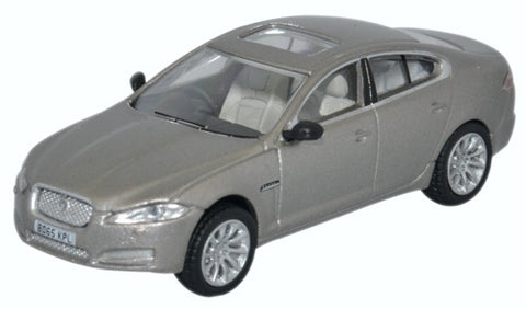 Oxford Diecast Jaguar XF Ammonite Grey