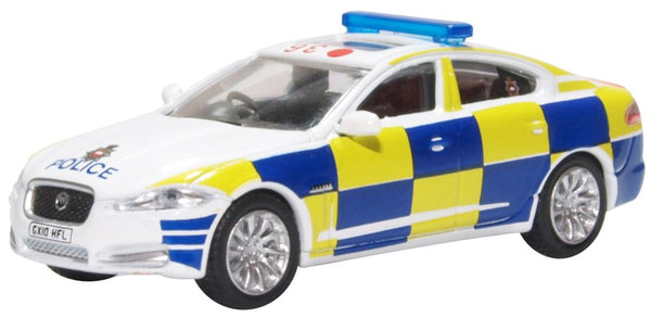Oxford Diecast Surrey Police Jaguar Xf