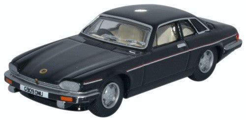 Oxford Diecast Jaguar XJS Black