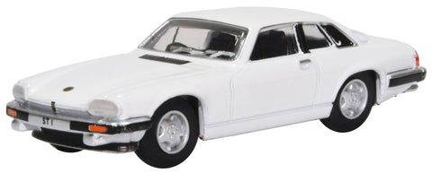 Oxford Diecast Jaguar XJS White