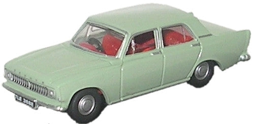 Oxford Diecast Ford Zephyr  Pale Green - 1:76 Scale