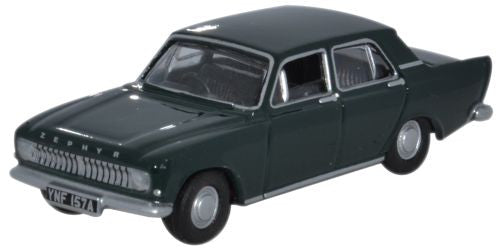 Oxford Diecast Ford Zephyr Goodwood Green