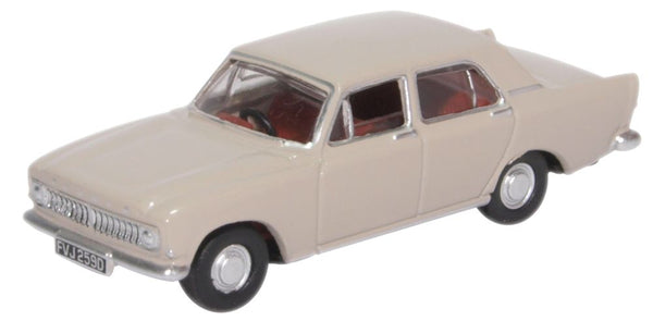 Oxford Diecast Ford Zephyr Purbeck Grey