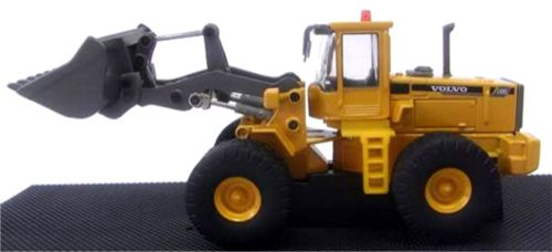 Cararama Volvo A40D Earth Mover