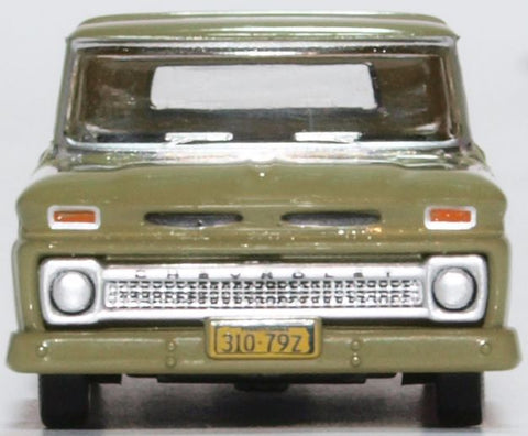 Oxford Diecast Chevrolet Stepside Pick Up 1965 Bell System