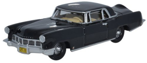 Oxford Diecast 1956 Continental MkII Presidential Black - 1:87 Scale - OxfordDiecast