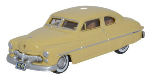Oxford Diecast Mercury 1949 Bermuda Cream - 1:87 Scale