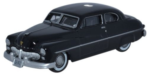 Oxford Diecast 1949 Mercury Black - 1:87 Scale - OxfordDiecast