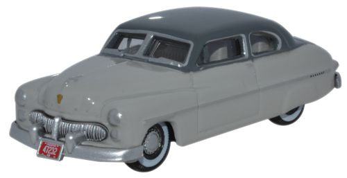 Oxford Diecast 1949 Mercury Temple Gray_Dakota Gray - 1:87 Scale - OxfordDiecast