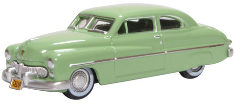 Oxford Diecast Mercury Coupe 1949 Calcutta Green