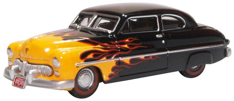 Oxford Diecast Mercury Coupe 1949 Hot Rod