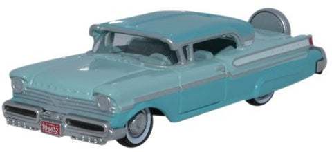 Oxford Diecast 1957 Mercury Turnpike Tahitian Green_Spring Valley Gr. - OxfordDiecast
