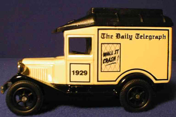 Oxford Diecast Daily Telegraph