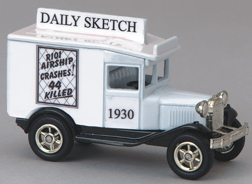 Oxford Diecast Daily Sketch