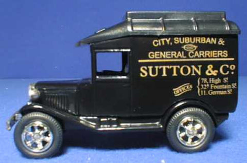 Oxford Diecast Sutton Trust