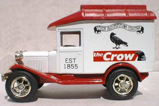 Oxford Diecast Royston Crow