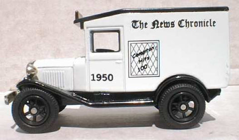 Oxford Diecast News Chronicle