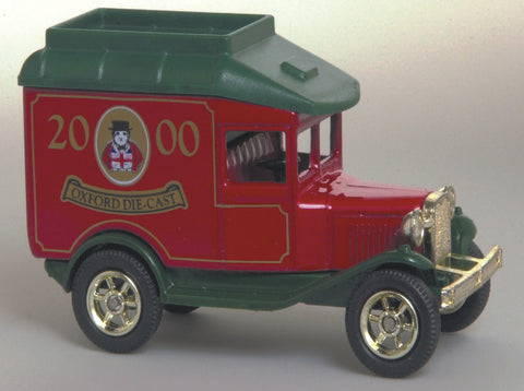 Oxford Diecast Christmas 2000