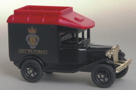 Oxford Diecast British Legion 2000