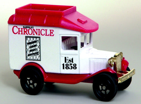 Oxford Diecast Barnsley Chronicle