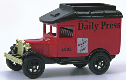 Oxford Diecast West Daily Press