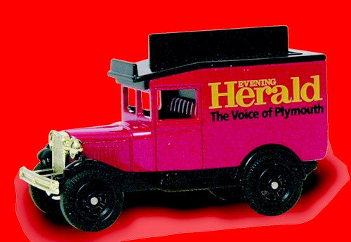 Oxford Diecast Plymouth Evening Herald