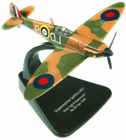 AC001 Oxford Diecast MKI Spitfire - 1:72nd Scale
